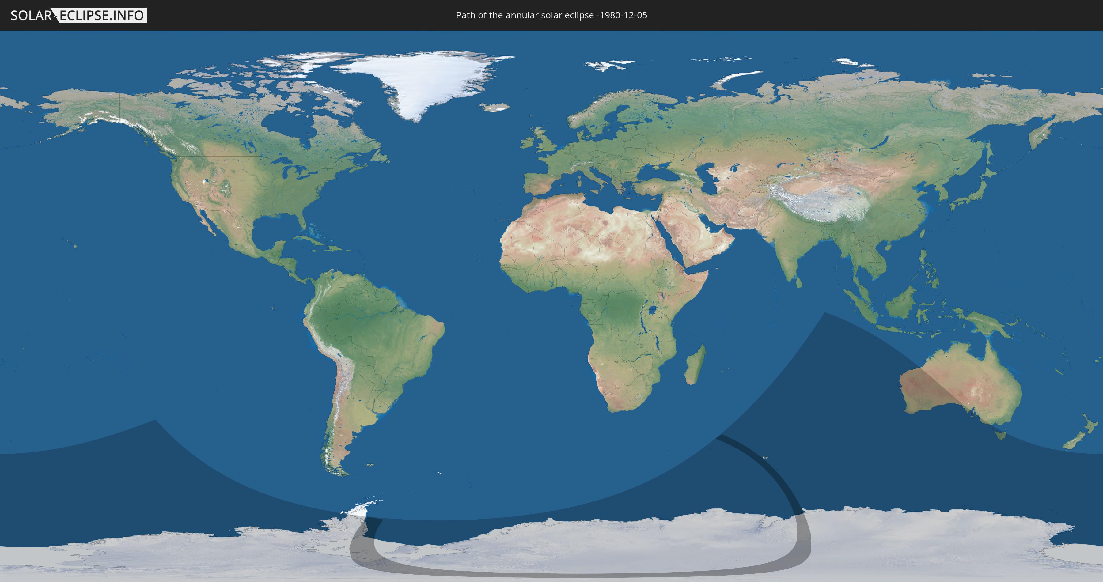 Annular solar eclipse of 12/05/-1980